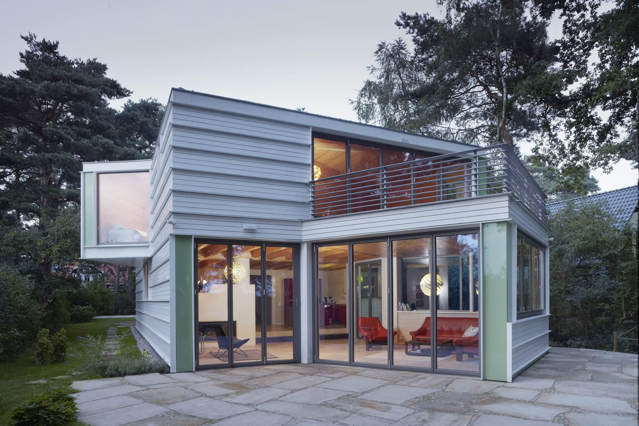Das passende Holzhaus